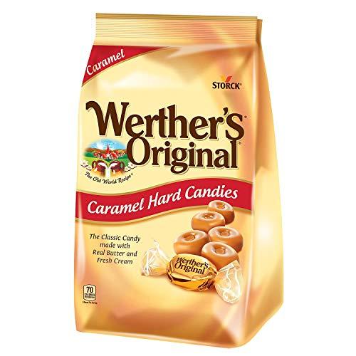 Werthers Original Butter Hard Candies, 34 oz.