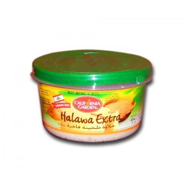 California Garden Halawa Sesame Candy Plain, 1 Lb