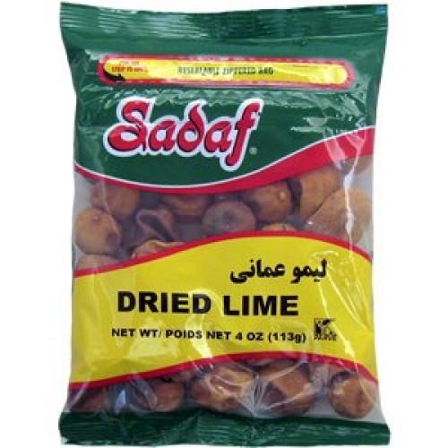 Sadaf Dried Lime Whole Small - Limu Amani, 4 oz