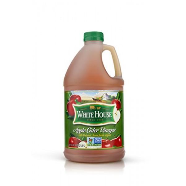 64oz White House Apple Cider Vinegar