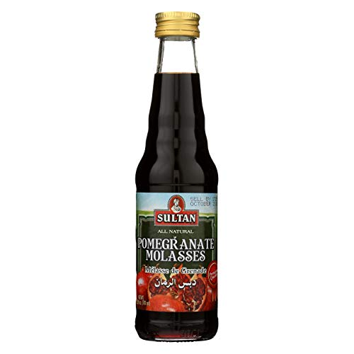 Sultan Pomegranate Syrup, 10-Ounce Units Pack of 6