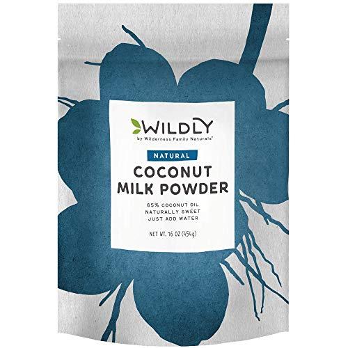 Wildly Coconut Milk Powder - Powdered Milk - Dairy Free Milk Pow...