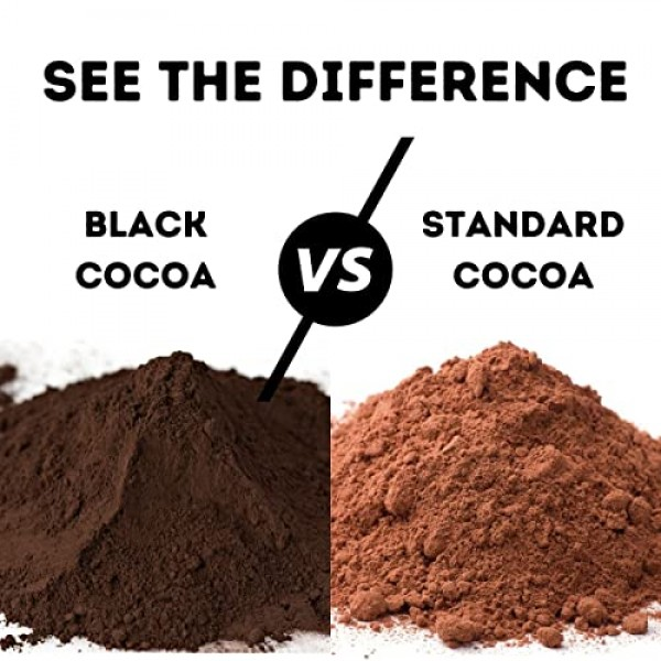 Premium Dutch Processed Cocoa Powder - 2 Lb Container