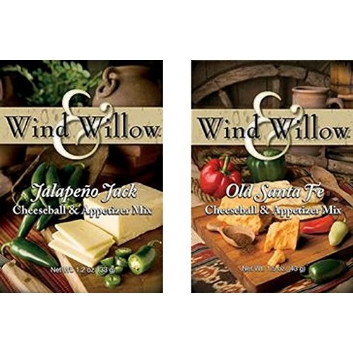Wind & WillowAll American Savory Cheeseball and Dip Mix Variet...