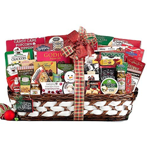 Wine Country Gift Baskets Holiday Extravaganza Gift Holiday Bask...
