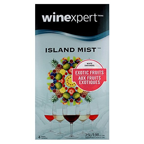 winexpert B0064CYIW4 FBA_Does Not Apply Exotic Fruits White Zinf...