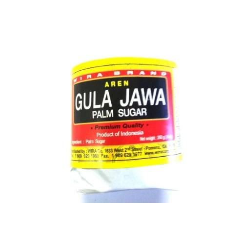 Gula Jawa Palm Sugar - 8.8oz Pack of 3