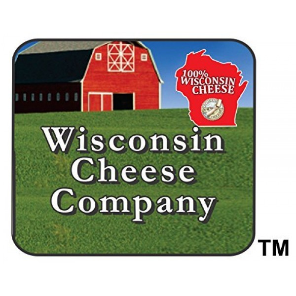 WISCONSIN CHEESE COMPANY | 100% Wisconsin Pepper Jack Processed ...