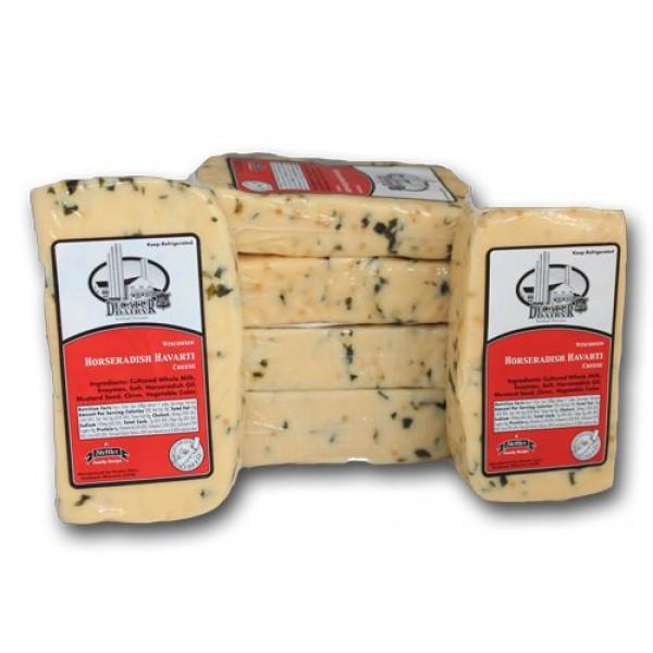 Horseradish and Chive Havarti 6 Pack