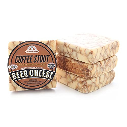 Beer Cheese Coffee Stout 4 pack