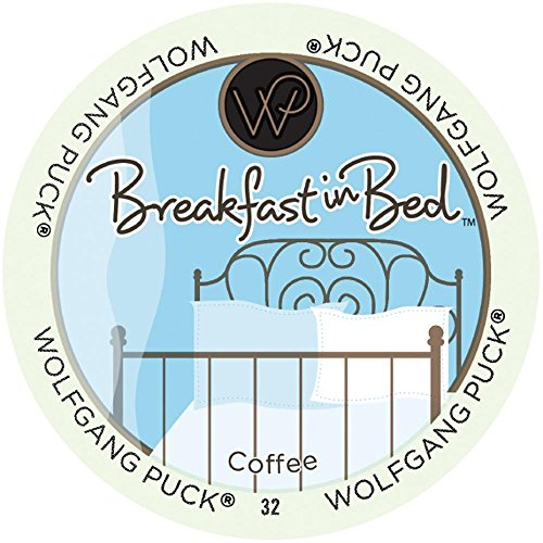 Wolfgang Puck Coffee Breakfast In Bed 24 Pack of 4