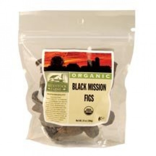 Organic Black Mission Figs 10 Ounces Case of 8