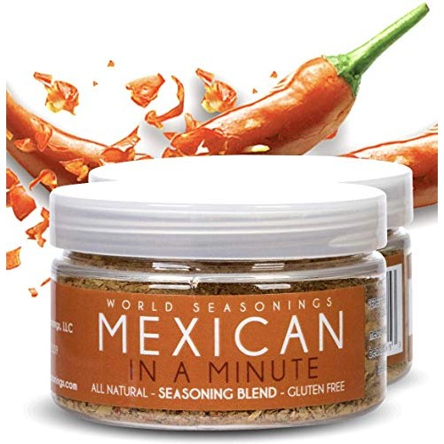 Mexican Seasoning Blend - Tex Mex Seasoning - Mexican Spice Blen...