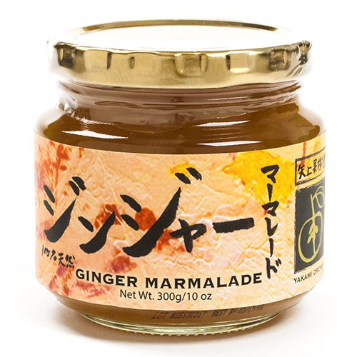 Ginger Marmalade from Yakami Orchard 10 ounce