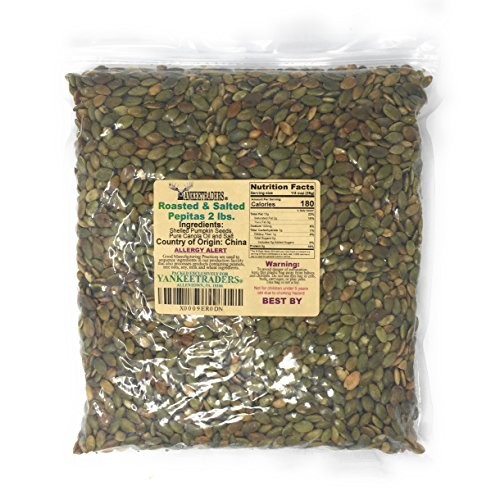 Yankee Traders Brand, Pepita/Pumpkin Seeds - Roasted & Salted ~ ...