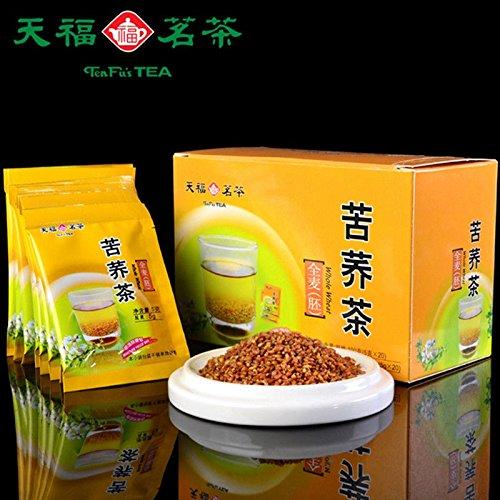 Chinese Tea 天福茗茶 苦荞茶100g/2袋 Buckwheat tea四川凉山全胚...