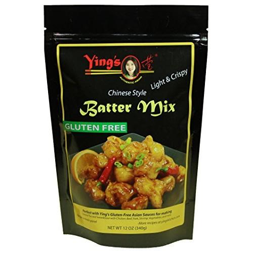 Yings Light and Crispy Gluten-Free Batter Mix