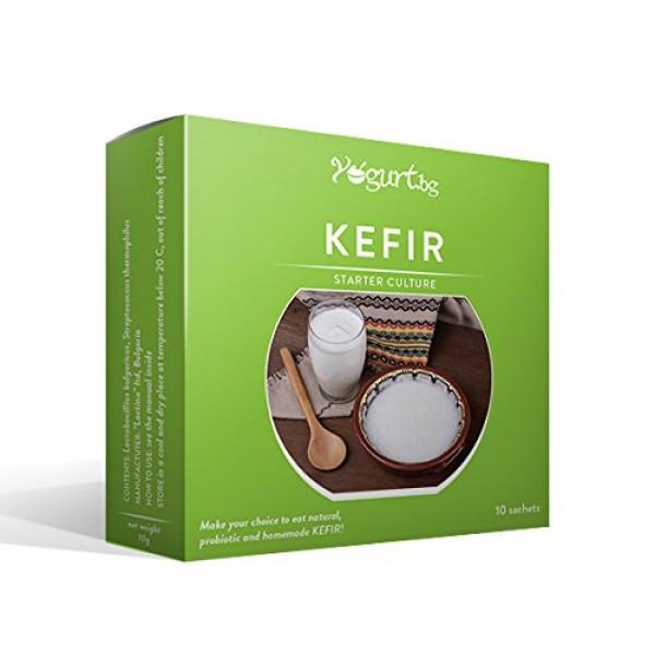 Kefir Yogurt.bg - Starter Culture - Digestive Health,detoxifying...