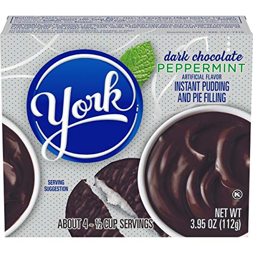 York Choc Pudding/ 3.95z, 3.95 Oz