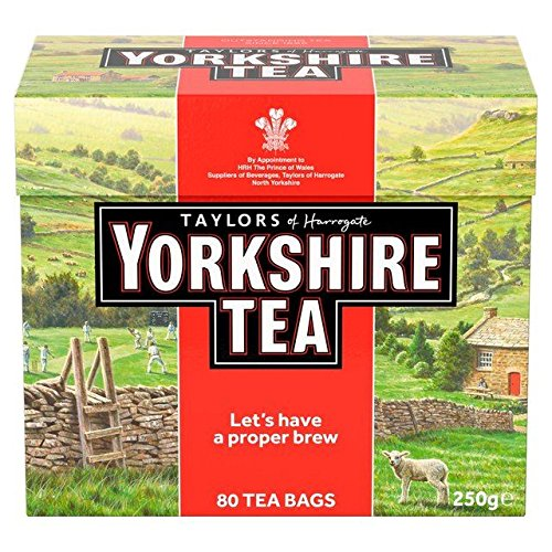 Yorkshire Tea - 80s - Pack of 2 80s x 2