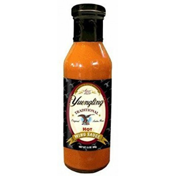 Yuengling Traditional HOT Wing Sauce 13oz