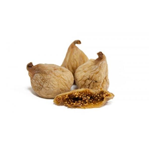 Yupik Figs, Organic Dried Natural Turkish, 2.2 lb