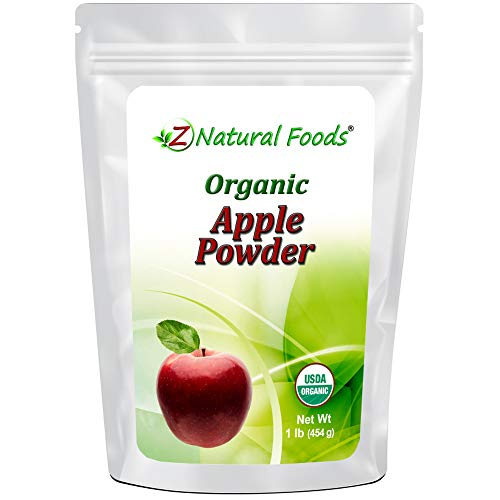 Organic Apple Powder - Made In USA - Superfood Fruit Supplement ...