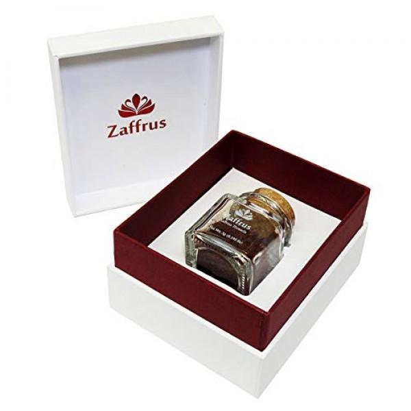 Zaffrus - Super-Premium All Red Saffron Threads For Cooking Saff...
