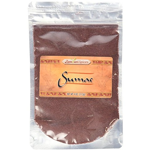 Sumac 4.0 oz by Zamouri Spices
