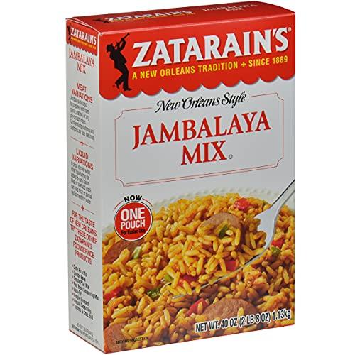 Zatarains Jambalaya Mix, 40 oz