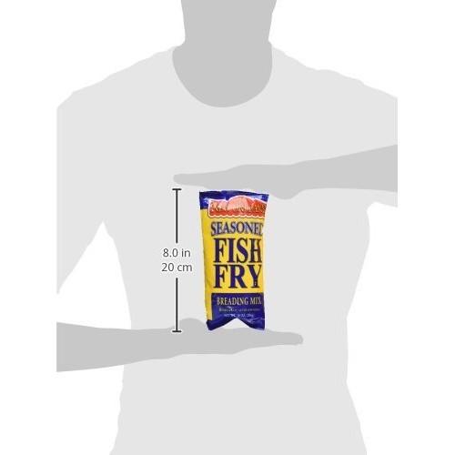 Zatarain's New Orleans Seasoned Fish Fry Breading Mix,