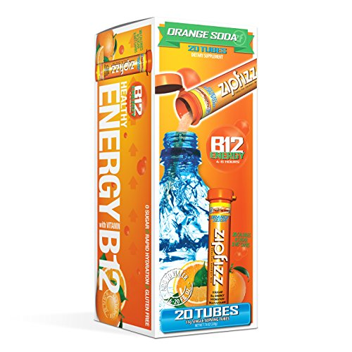 Zipfizz Healthy Energy Drink Mix, Hydration with B12 and Multi V...