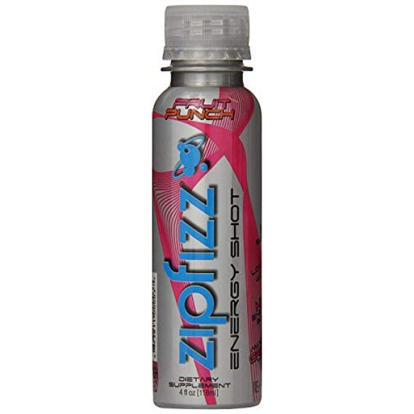 Zipfizz Liquid Energy Shot, Healthy Hydration B12 and Multi Vita...
