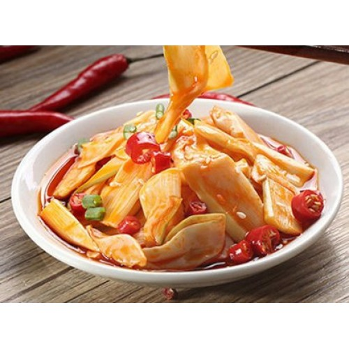 Chinese Snacks Spicy Vegetables Bamboo Shoots 18.2oz