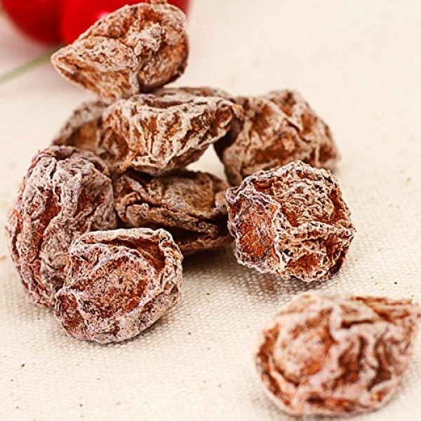 Preserved Sour & Sweet Plum Sour Snack with Hongkong Flavor 120g...
