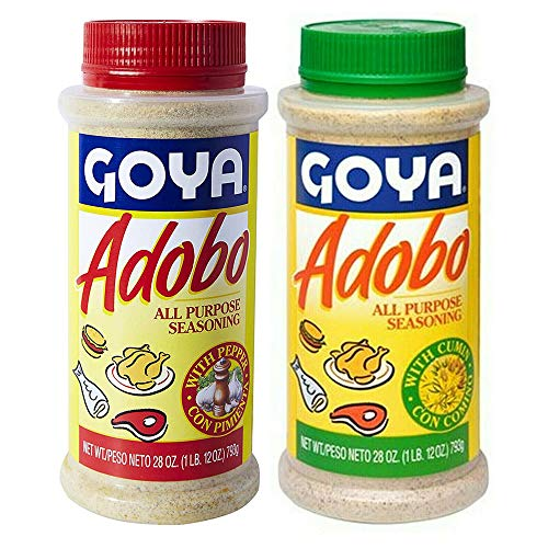 Goya Adobo All Purpose Seasoning With Cumin Pepper
