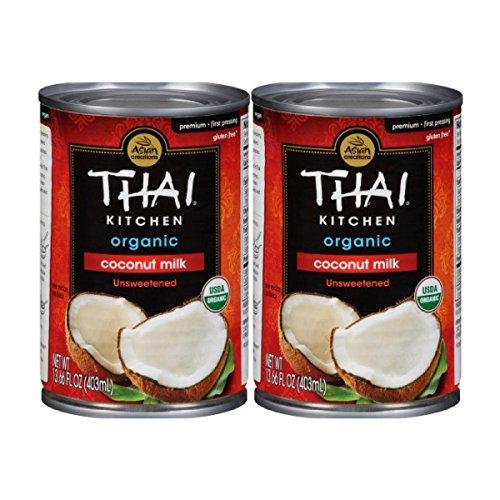 Thai Kitchen Organic Coconut Milk 13 66 Oz Pack Of 4