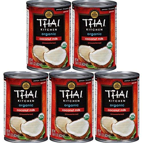 Super Thai Kitchen Organic Coconut Milk 13 66 Oz Pack Of 5 Interior Design Ideas Clesiryabchikinfo