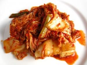 Kimchi For the Flu Season