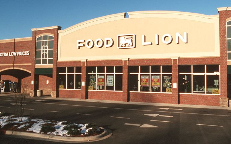 Food Lion Stores By State