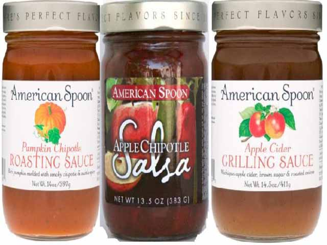 American Foods' Salsa and Sauces