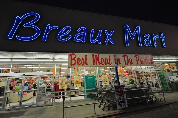 Breaux Mart Supermarkets