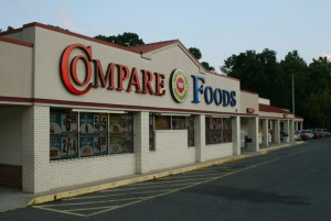 Compare Foods Supermarkets