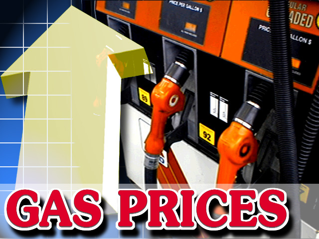 Increased Gas Prices