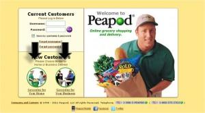 Peapod Online