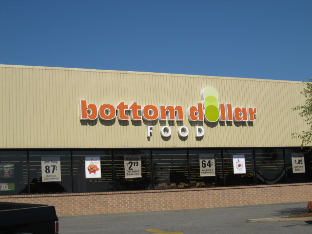 Bottom dollar food store coupon policy