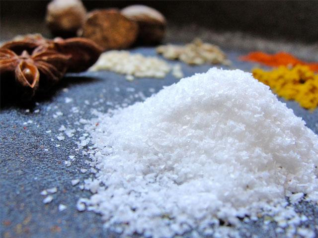Sodium Vs salt