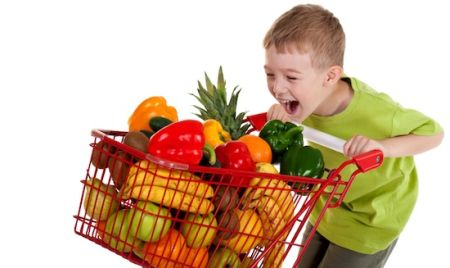 Image result for kids and healthy food