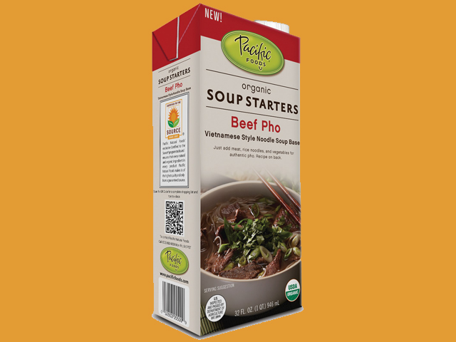 Pacific Soup Starter - Grocery.com
