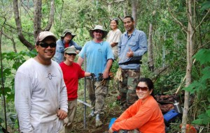 Hawaiian Springs Group Photo